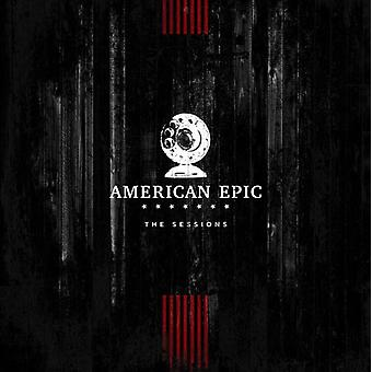 American Epic: The Sessions / O.S.T. - American Epic: The Sessions / O.S.T. [Vinyl] USA import