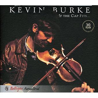 Kevin Burke - hvis Cap passer [CD] USA importerer