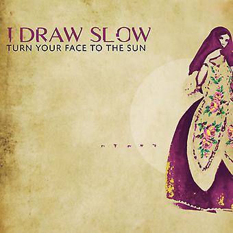 I dibujar lento - gire su cara a la importación de los E.e.u.u. sol [CD]