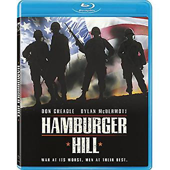 Import USA Hamburger Hill [Blu-ray]