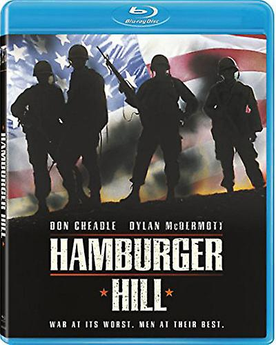 Hamburger Hill [Blu-ray] USA import