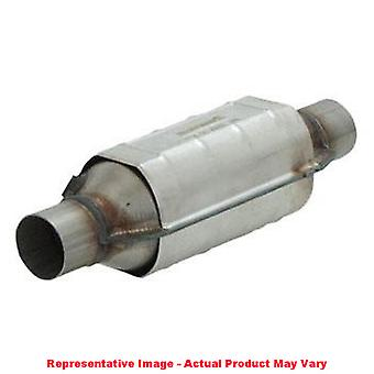 Flowmaster Catalytic Converters - 49 State Universal 2230130 3.00in Inlet / Out
