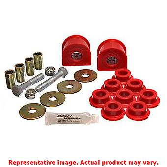 Energy Suspension Sway Bar Bushing Set 4.5151R rot hinten passt: FORD 1997-2001