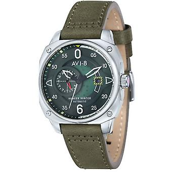 AVI-8 Hawker Hunter Watch - Green