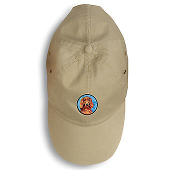 Carolines Treasures  LH9389BU-156 Irish Setter Baseball Cap