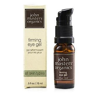 John Masters Organics opstrammende Eye Gel - 15ml / 0.5 oz