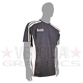 KOOGA teamwear tech t-shirt [navy]-Small