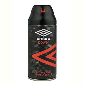 Umbro Power Deodorant Body Spray 5oz / 150ml