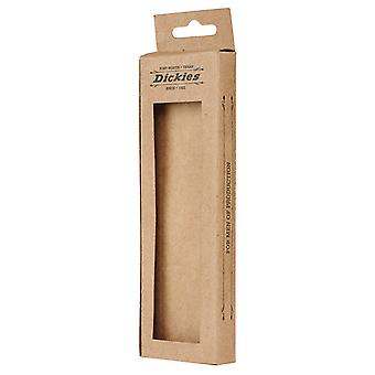 Dickies Rushville Leather Keychain - Brown