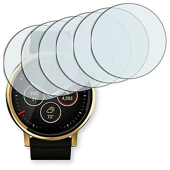 Motorola Moto 360 2nd Gen. 42 mm screen protector - Golebo crystal clear protection film