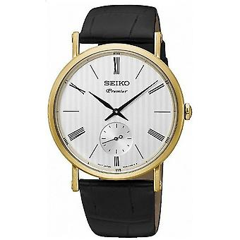 Seiko mens watch Premier SRK036P1