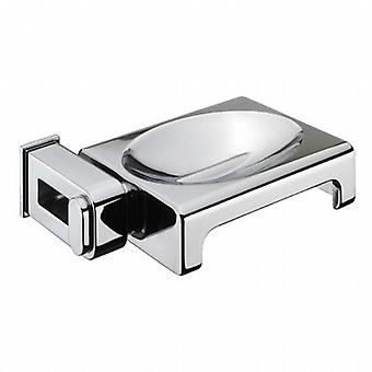 Sonia Nakar Metal Soap Dish chrome 123889