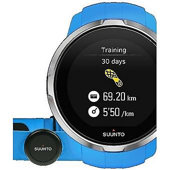 Suunto multifunction sports watch Spartan sports blue HR SS022652000