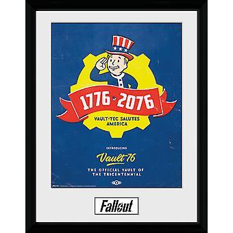 Fallout 76 Tricentennial Collector Print