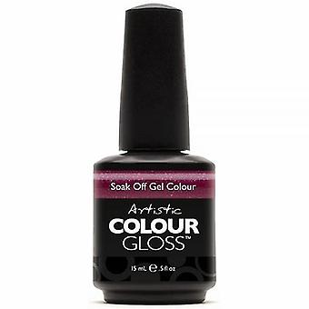 Artistic Artistic Colour Gloss Soak ­Off Gel Polish - Crazed