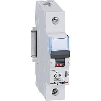 Legrand 403434 disjoncteur 1 pôle 16 A 230 V, 400 V