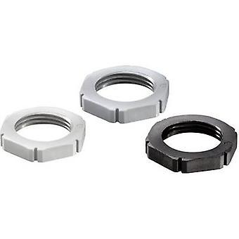 Locknut PG13.5 Polyamide Light grey Wiska MUG PG 13,5 RAL 7035 1 pc(s)