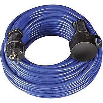 Brennenstuhl 1169820 Current Cable extension Blue 25 m