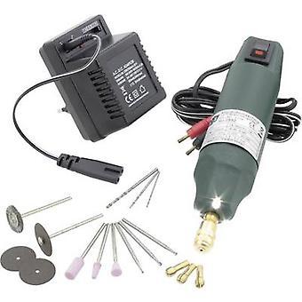 Donau Elektronik 0550 0550V1 Multifunction tool incl. accessories 14-piece 45 W