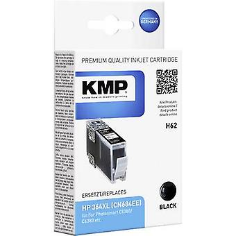 KMP Ink replaced HP 364, 364XL Compatible Black