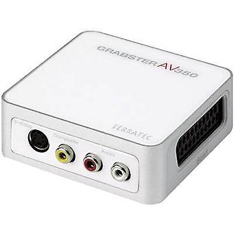 Terratec Grabster AV350MX Video grabber inkl. video redaktion programmel