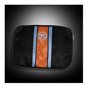 """Continental Racing Gulf Collection Continental Racing Gulf Collection 15"""" Laptop  Protection Case Orange"""