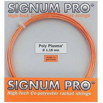 Signum Pro Poly Plasma single set 12m