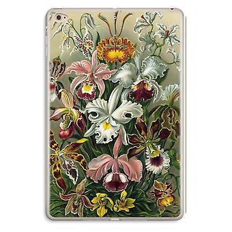 iPad Mini 4 transparentes Gehäuse (Soft) - Haeckel Orchidae