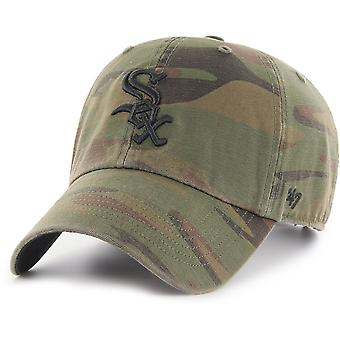 47 fire relaxed fit camo Cap - REGIMENT Chicago White Sox