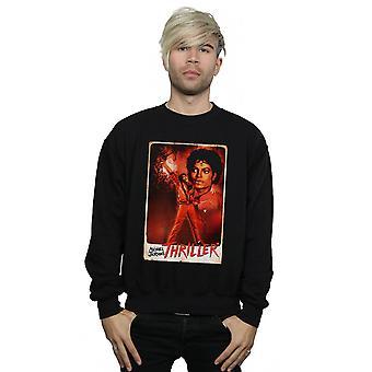 Thriller attitude Sweatshirt masculine Michael Jackson