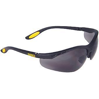 Dewalt Mens DeWalt Reinforcer Rubber Safety Glasses