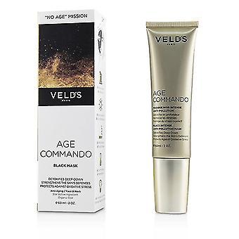 Veld's Age Commando - Black Mask - 60ml/2oz
