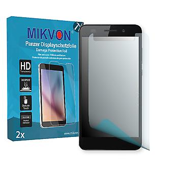 Honor 5A Screen Protector - Mikvon Armor Screen Protector (Retail Package with accessories)