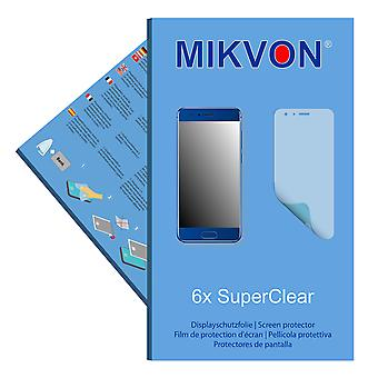 Honor 9 screen protector- Mikvon films SuperClear (intentionally smaller than the display due to its curved surface)