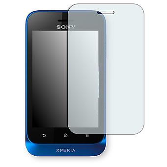 Sony tapioca SS screen protector - Golebo crystal clear protection film