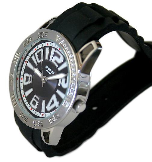 Waooh - orologio Waooh 144 - Silicone bracciale