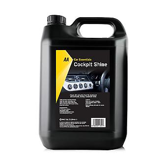 AA Car Essentials Cockpit Cleaner and Shine 5 L