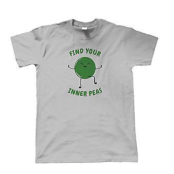 Intérieurs pois, Mens T Shirt