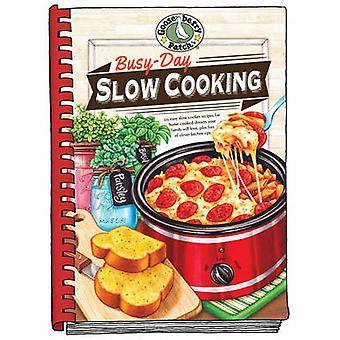 Busy-Day Slow Cooking Cookbook by Gooseberry Patch - 9781620931875 Bo