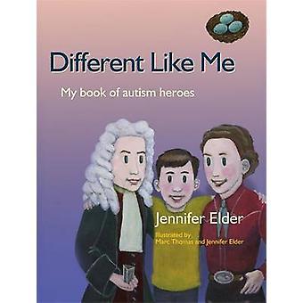 Andere wie mich - mein Buch Autismus Helden von Marc Christopher Thoma