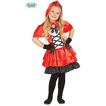 Infantiles disfraces disfraz de Caperucita Roja para chicas