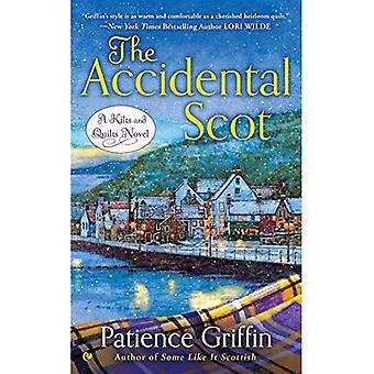 Le Scot accidentel: A Kilts et courtepointes roman