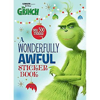 A Wonderfully Awful Sticker Book