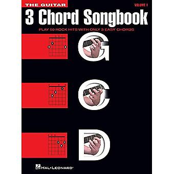 La chitarra 3 Chord Songbook: Melodia/Lyrics/Chord cornici
