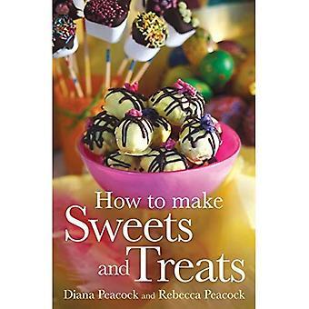 Hoe maak je snoep en traktaties
