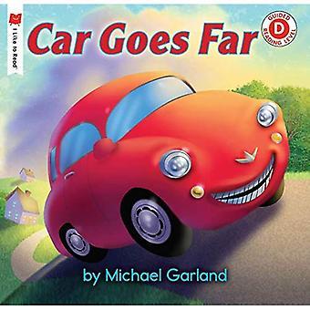 Bilen går långt (jag gillar att läsa böcker)