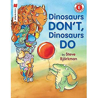 Non dinosauri, dinosauri fare