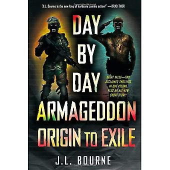 Day by Day Armageddon: oorsprong tot ballingschap