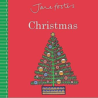 Jane Foster's Christmas (Jane Foster Books) [Board book]