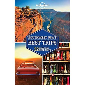 Lonely Planet Zuidwest USA's beste Trips - Travel Guide (Paperback)
